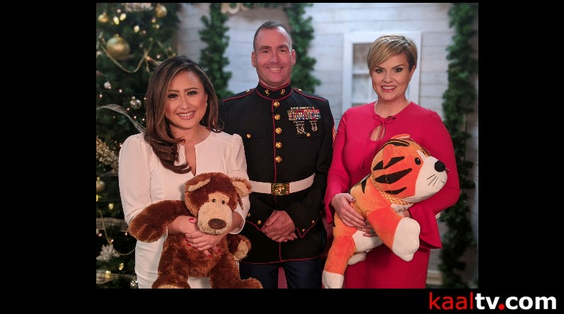 Toys for Tots donations begin