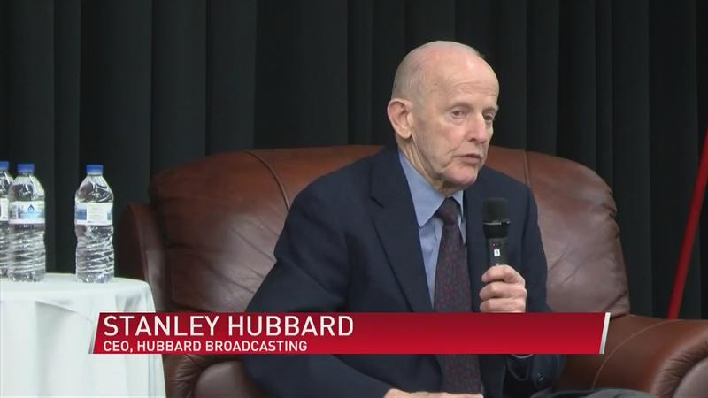 The CEO of Hubbard Broadcasting speaks candidly at an Economic Summit (part 2)