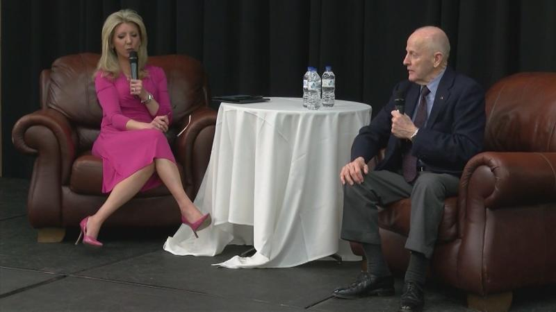The CEO of Hubbard Broadcasting speaks candidly at an Economic Summit (part 3)