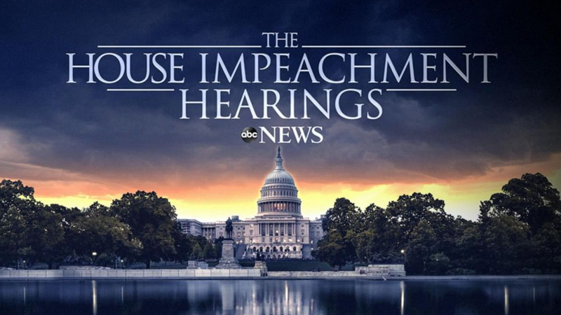 LIVE: Impeachment Hearings Coverage