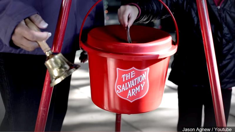 More than $40K donated on day one of Salvation Army, Mayo Clinic matching event