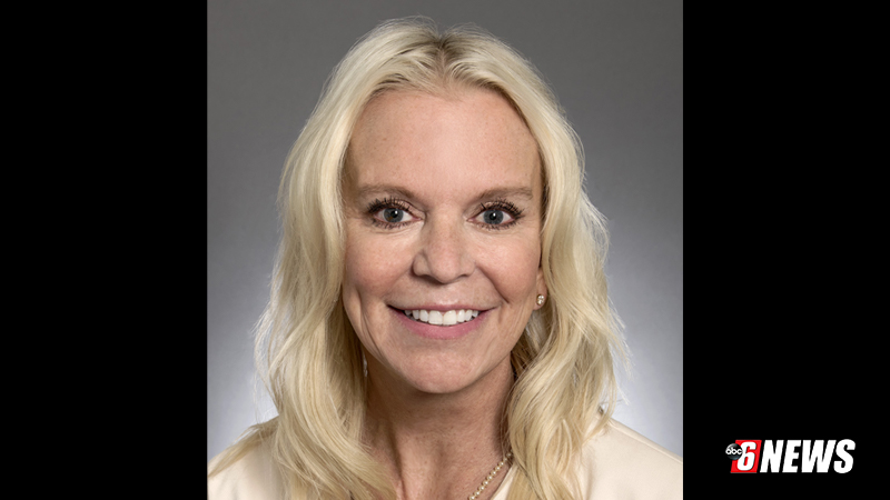 Senator Karin Housley (R) District 39   red diamond image