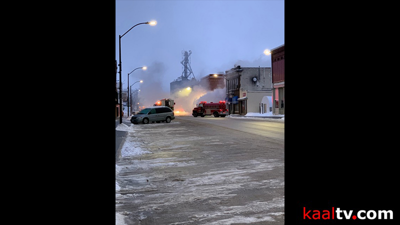 UPDATE: Fire at The Bakery in Blooming Prairie, no injuries, no known cause