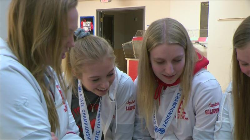 Austin Packer Dance Team reflects on third place state finish