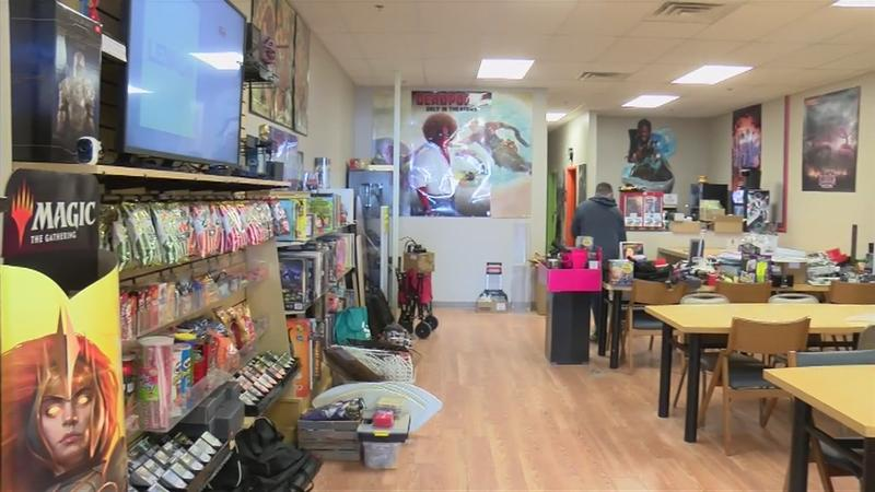 Gamez and More hosts soft open in a new Rochester location