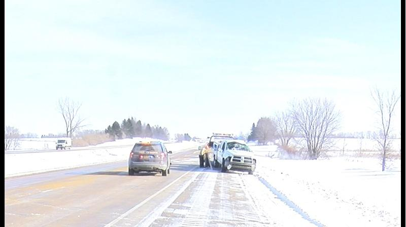 Fatal crash on I-90 in Mower County 2/13/20