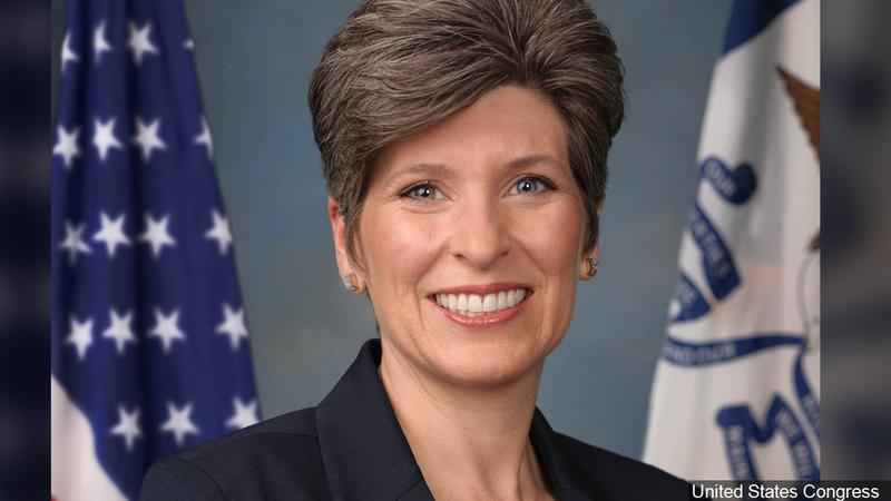 Sen. Joni Ernst on $2.2 trillion COVID-19 relief package
