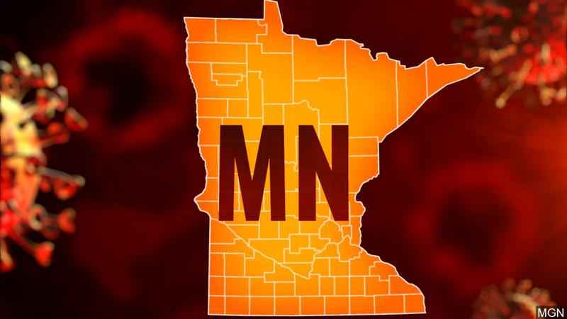 Minnesota sees record COVID-19 cases for 2nd straight day