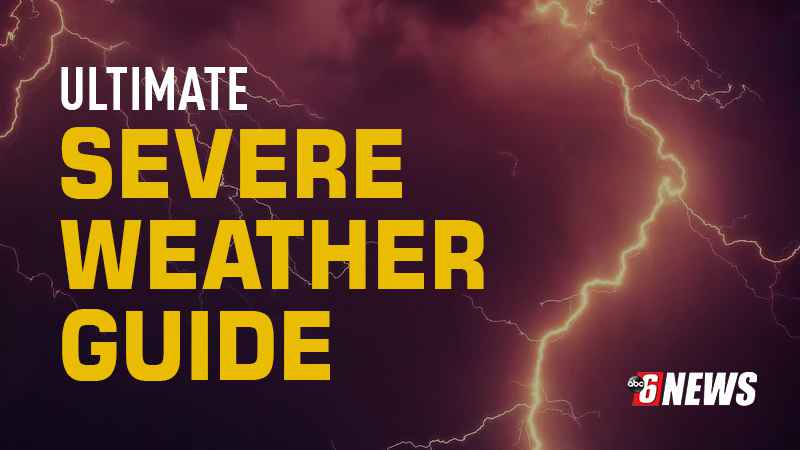 The Ultimate Severe Weather Guide