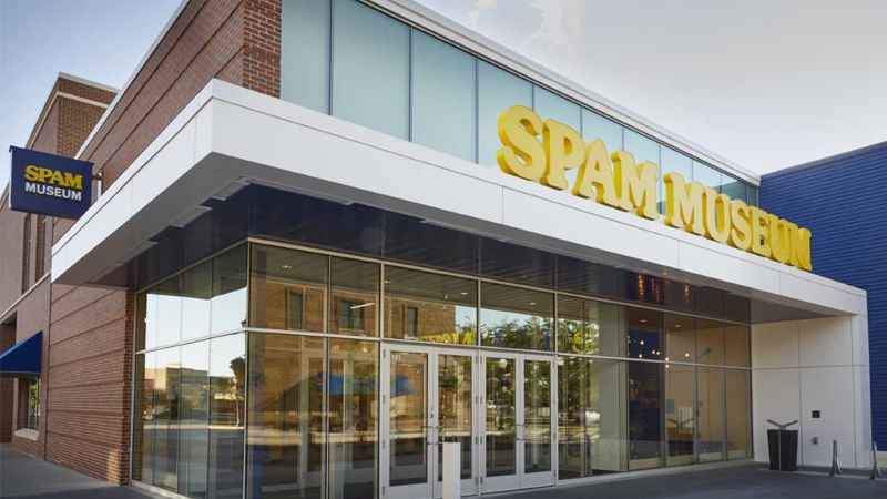 SPAM Museum offers in-person, live virtual tours