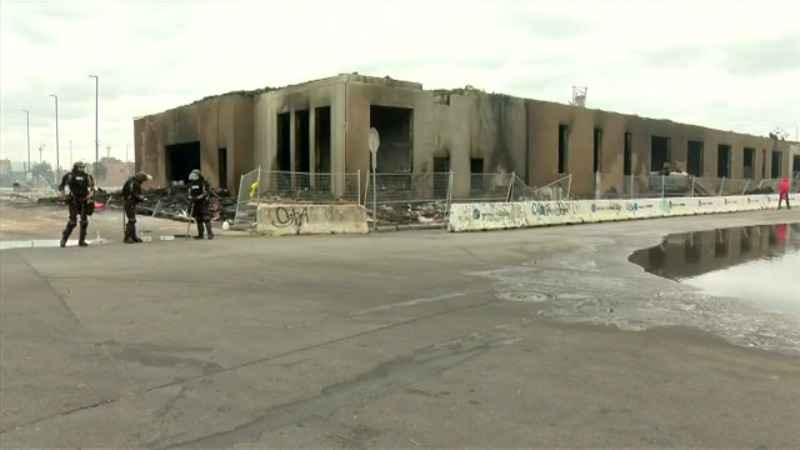 Businesses burned in Floyd upheaval weigh next steps