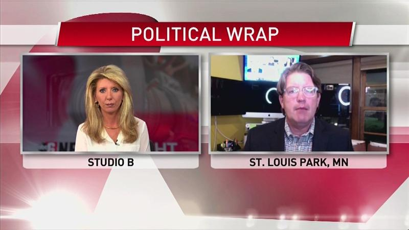 VIDEO: Political Analyst talks about Joe Biden's running mate pick