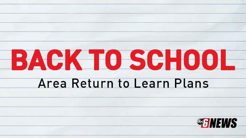 List of area school districts back to school plans for 20-21