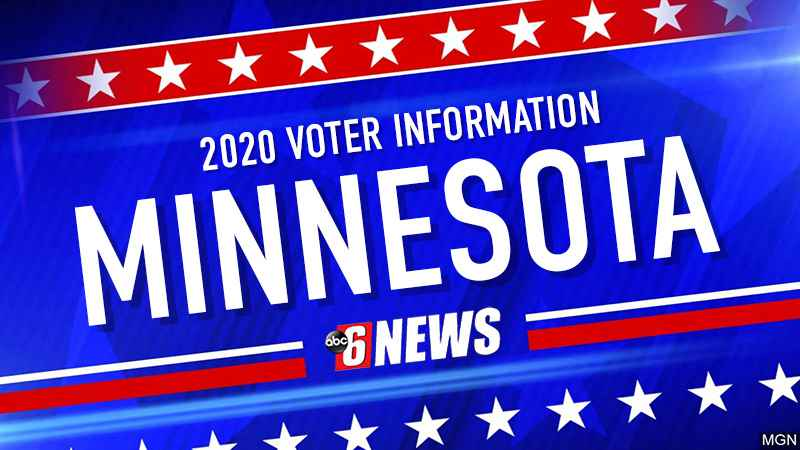 Minnesota Votes: Everything you need to know to vote in 2020