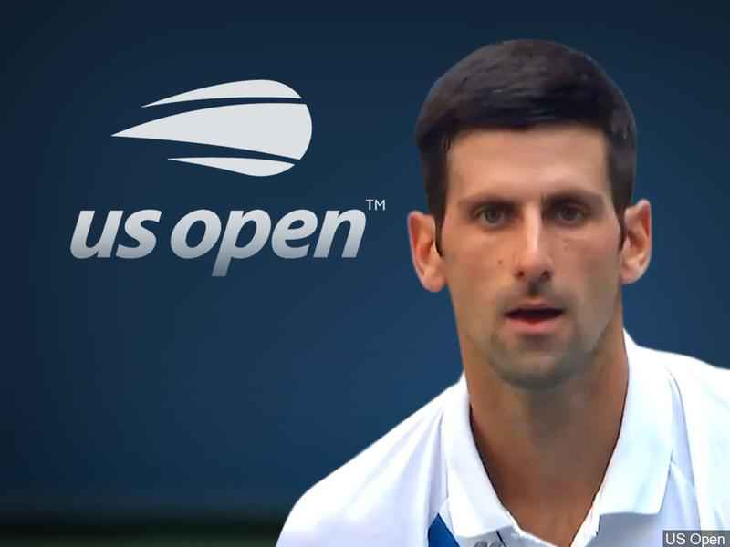 Djokovic Out Of Us Open After Hitting Line Judge With Ball Kaaltv Com