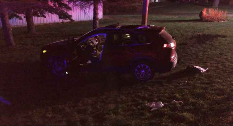 1 person injured in single-vehicle crash in Southeast Rochester