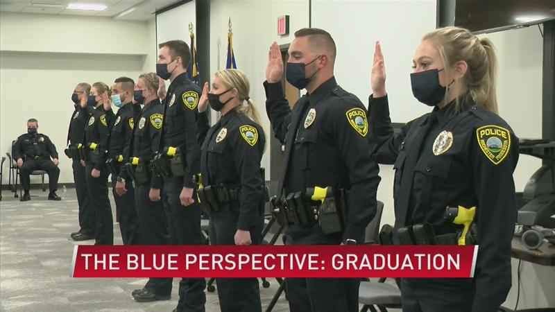 Rochester Police Department welcomes eight new officers