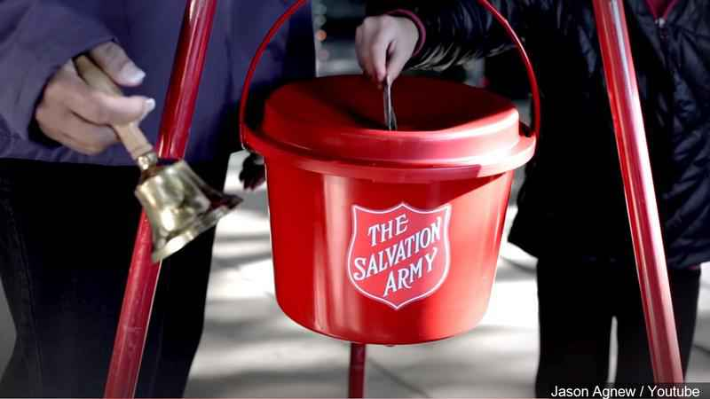 Nearly $322,000 raised during Mayo Clinic's Virtual Kettle Match for The Salvation Army