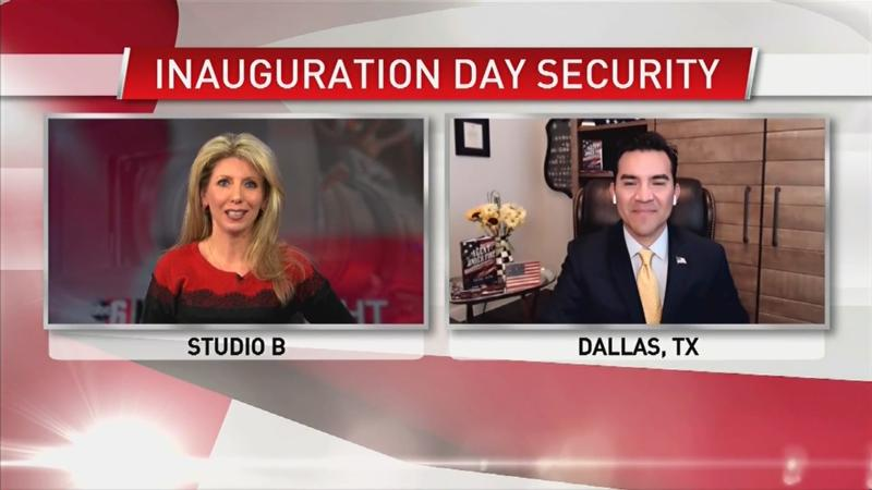 VIDEO: Ahead of Inauguration Day: Dept. of Homeland ...