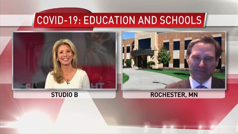 VIDEO: New MN education plan: Co-chair of Rochester Catholic Schools Trustees