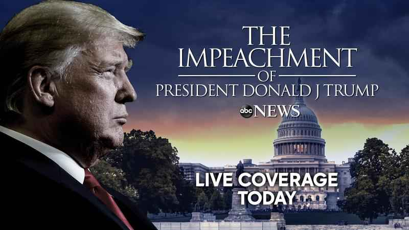 WATCH LIVE: House impeaches Trump for a historic second time