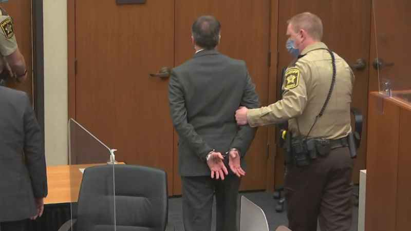 Reaction: Derek Chauvin convicted on all 3 charges in the ...