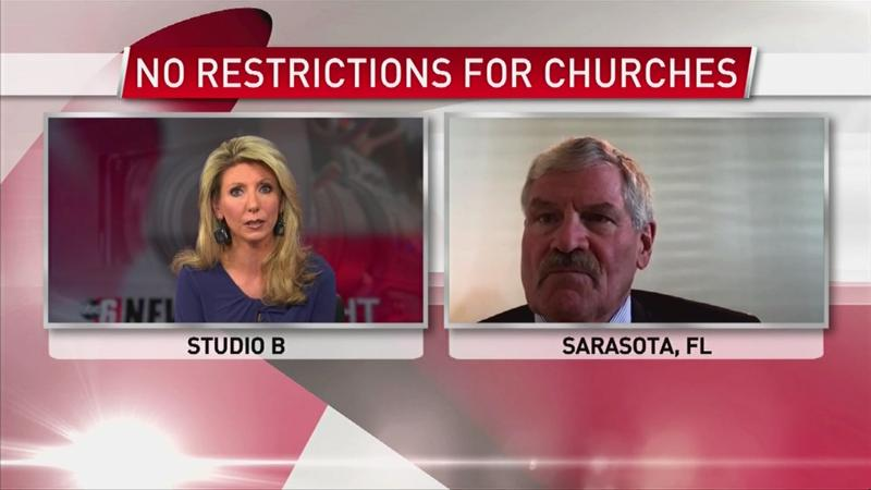 VIDEO: MN Churches win lawsuit against Gov. Walz