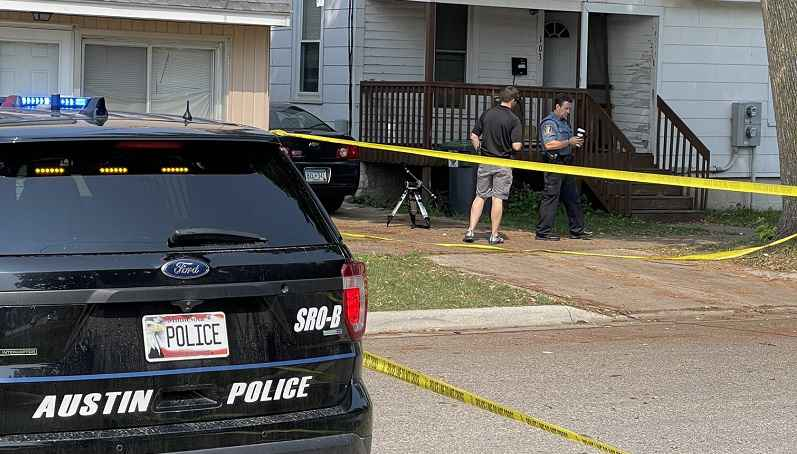 Police Investigating After Woman Found Dead, Man Injured