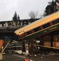 UPDATE: 2 critical, 11 seriously Injured in WA Train Derailment
