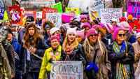 Women Will March Again With Goal of Becoming Political Force