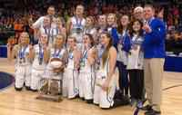 Lyle/Pacelli Athletics Win First State Title in Program History