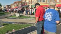 Car Club Fundraiser Buys New Pavers for Mower County Memorial