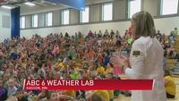 Kasson Public Library ABC 6 Weather Lab