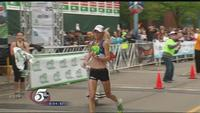 Women's Winner Of Grandma's Marathon Runs In Record Time