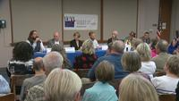 Rochester's Mayoral Candidates Participate in Public Debate