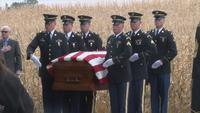 Remains of World War II Soldier Returned Home