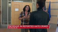 Increase in Reported Hate Crimes