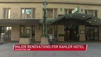 Major Renovations for Kahler Hotel