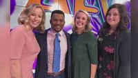Alden Women Win $2,000 on America's Funniest Home Videos