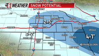 Winter Weather Returns Saturday