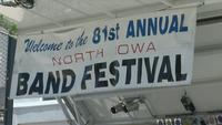 81st Annual North Iowa Band Festival
