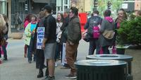 Rallying for Reproductive Rights in Rochester