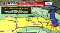 Severe Weather Threat for Memorial Day