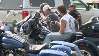 Bikers Ride to Fight Suicide