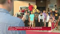 Movie Campers in Harmony, MN Get the Red Carpet Treatment