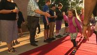 Rolling Out the Red Carpet on the First Day of School
