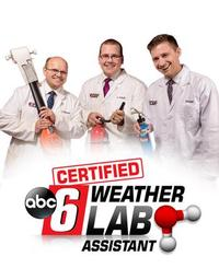 Become a Certified Weather Lab Assistant