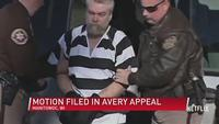 'Making a Murderer' figure Avery files promised appeal
