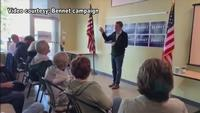 Bennet's Push to Turn Cerro Gordo County Blue