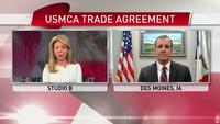 Two new trade agreements: Iowa Secretary of AG weighs in